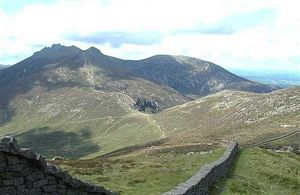 mourne-wall